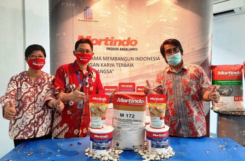 Momentum Kemerdekaan RI, Mortindo Luncurkan Produk Bersama Membangun Indonesia Dengan Karya Terbaik Anak Bangsa