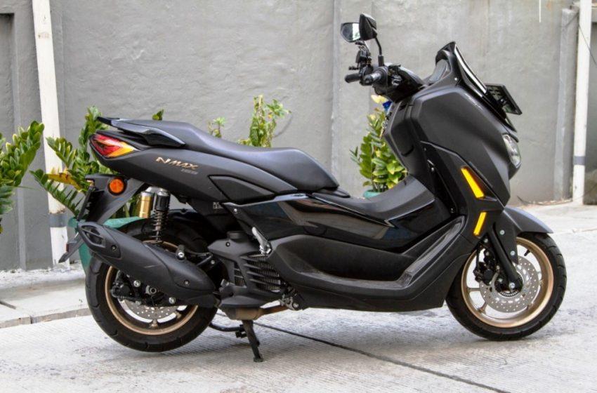Tampilan Yamaha All New Nmax 2020 Lebih Futuristik Dengan Lampu Sein JPA (Airflow)