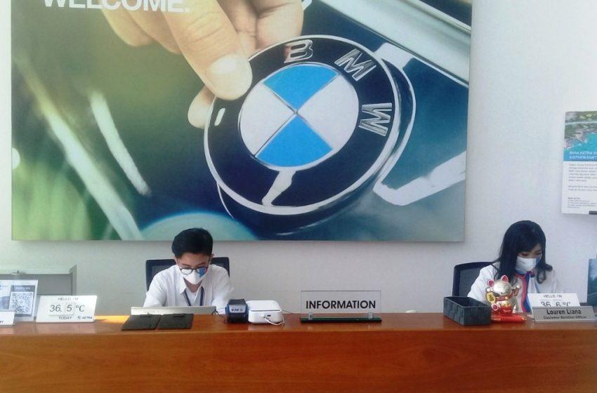 BMW Astra Berikan Layanan Perawatan BMW dan MINI Di Rumah, Gratis!