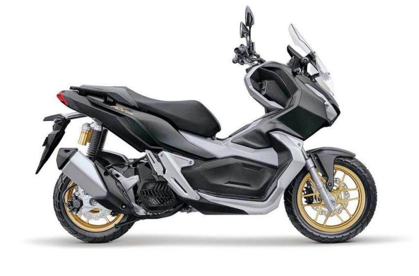 Honda ADV150 :Tampil Agresif dan Lebih Jantan