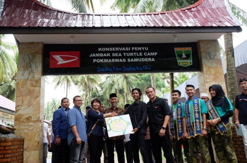 Daihatsu Komitmen Lestarikan Satwa Penyu Lewat Program Penyu Untuk Indonesia