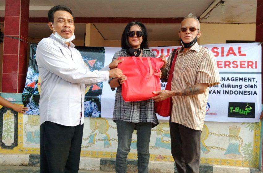 Fariz RM Manajemen Kembali Gelar Aksi Sosial Untuk Panti Rehabilitasi Mental Al-Fajar Berseri