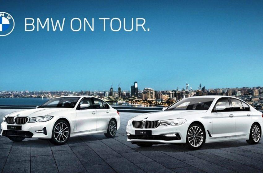 "BMW Indonesia Gelar ""BMW On Tour"", Rangsang Minat Beli Dengan Mengajak Konsumen Kunjungi Diler BMW"