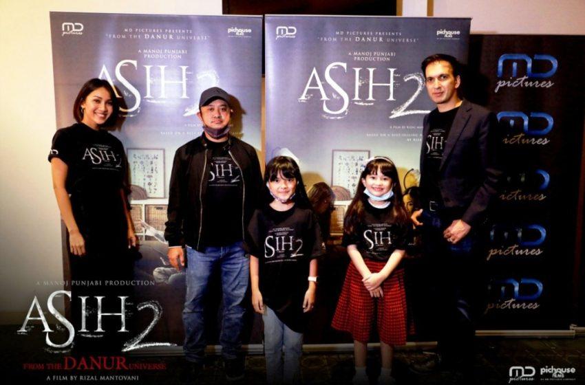 MD Pictures Hadirkan ASIH2, Film Indonesia Pertama Di Masa Pandemi Covid 19.