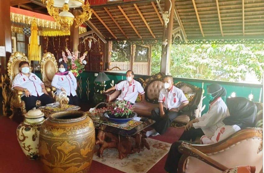 PAPPRI Kutai Kartanegara Perkenalkan Lagu Covid-19 Di Moment Hari Musik Nasional 2021