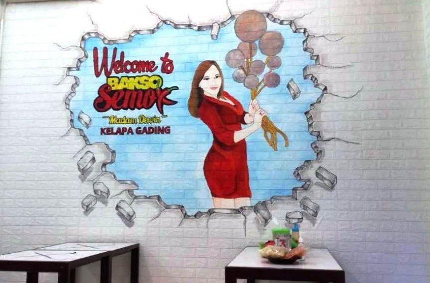 Bakso Lobster Ala Bakso Semox Madam Dewin, Enak Tenan