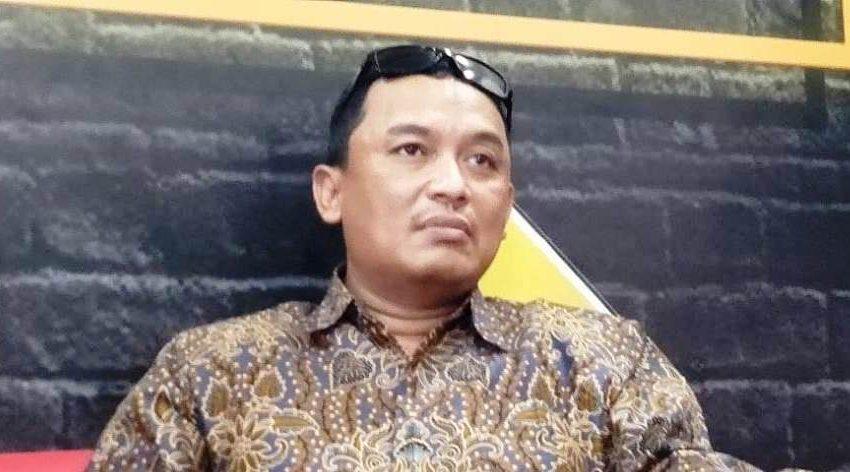 Saiful SH, Sangat Penting Bagi Media Untuk Memberi Informasi Hasil Pembangunan dan Pertumbuhan Ekonomi di Papua Secara Akurat.