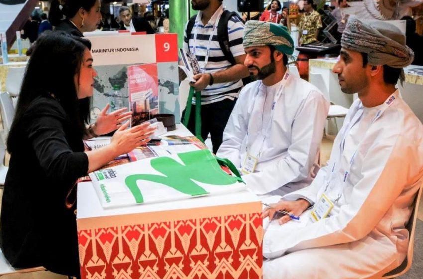 Tampilkan Potensi Parekraf Indonesia di Arabian Travel Market Dubai 2021
