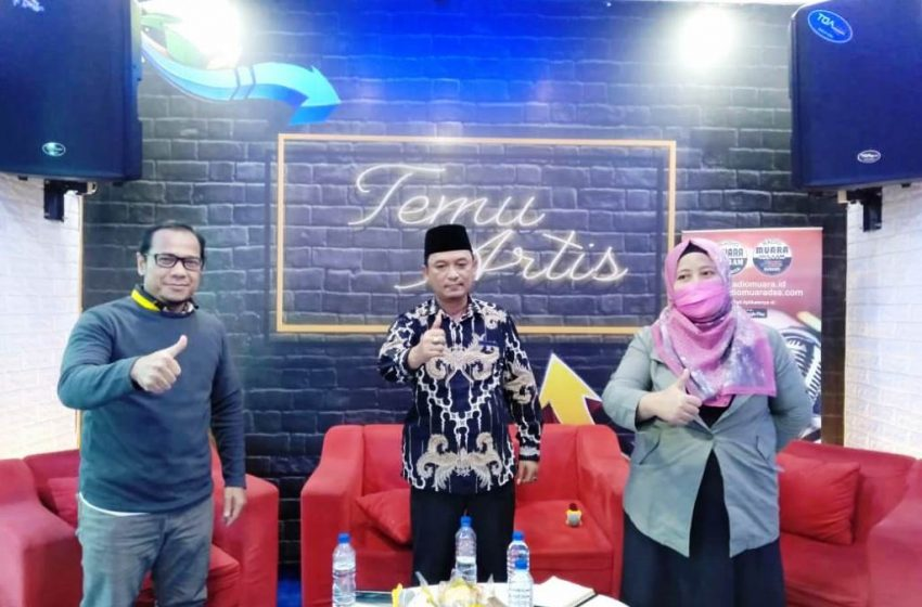 Ngobrol Cerdas Indonesia Care Forum bersama Radio Muara 693 AM Jakarta: Dukung Vaksinasi Keberlanjutan Demi Indonesia Pulih