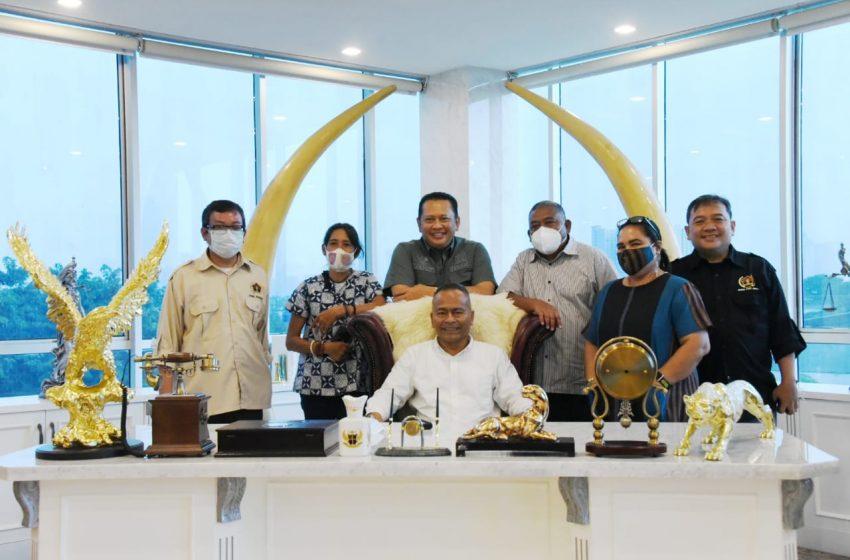 Ekspedisi JKW Yanni Bersama PWI Pusat. Ketua MPR RI, Bambang Soesatyo: Sepenuhnya Mendukung!