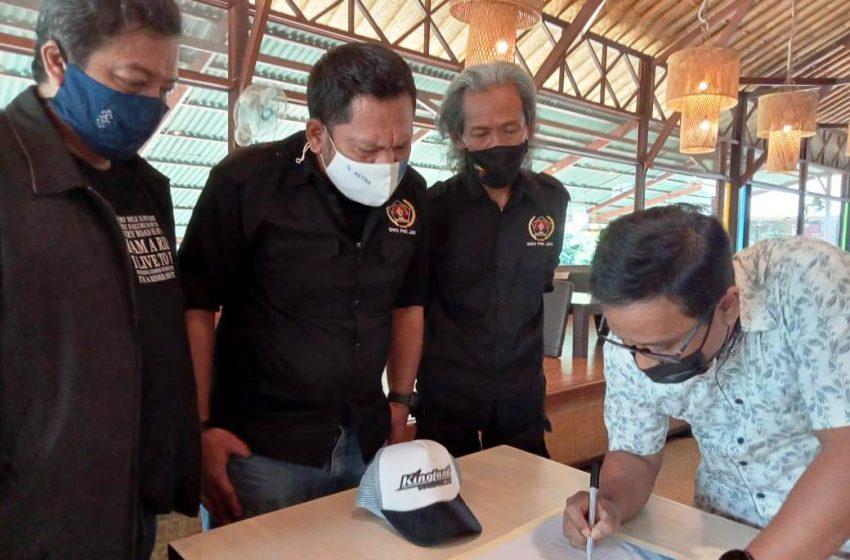 Tim Motoris JKW-PWI Mendapat Dukungan PT King Tire Indonesia