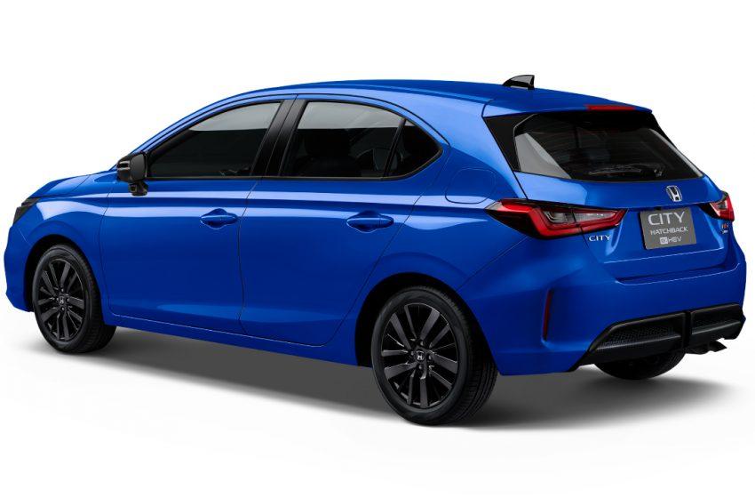 Mengusung Teknologi Hybrid, Honda City Hatchback e:HEV Pertama Di Dunia Diluncurkan Di Thailand