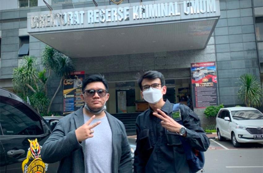 Laporan Adam Deni Naik Ke Tahap Penyidikan, Ini Kata Machi Achmad