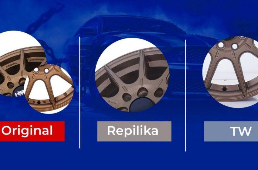 HSR Wheel Berikan Tips Cara Membedakan Pelek Orisinil dan Replika, Gimana Sih? Simak Yuk Ulasannya!