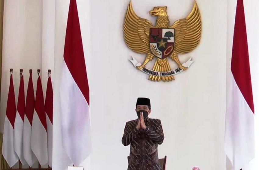 Presiden Jokowi Ajak Masyarakat Untuk Mendoakan Mereka Yang Meninggal Lantaran Terpapar Covid 19