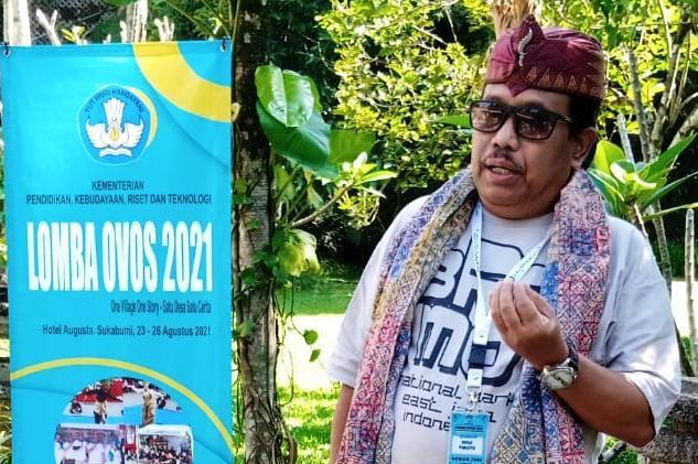 Eddie Karsito : OVOS Ambil Peran Apresiasi dan Supervisi Potensi Desa