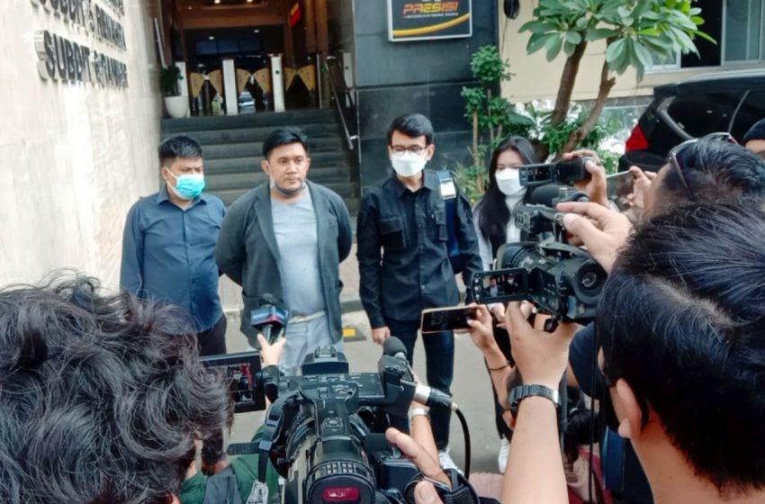 Machi Achmad: Kewenangan Penyidik Menetapkan JRX Menjadi Tersangka