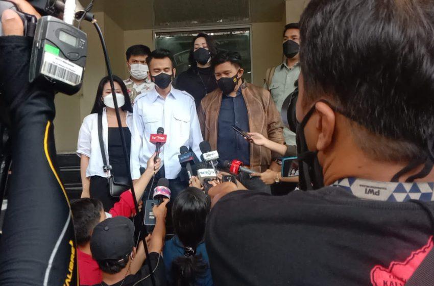 Jerinx Ajukan Mediasi, Machi Achmad: Kami Sudah Siap Menjalani ProsesRestorative Justice