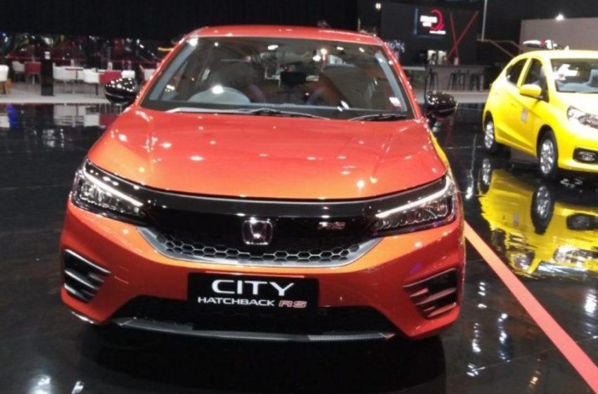 Honda City Hatchback RS Dinobatkan Sebagai Peraih Penghargaan 'Best Driving Experience 2021'