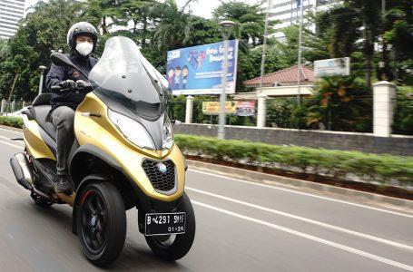 Jiplak Model Piaggio MP3, Peugeot Motocycles Dituntut 1.500.000 Euro Oleh Piaggio Group