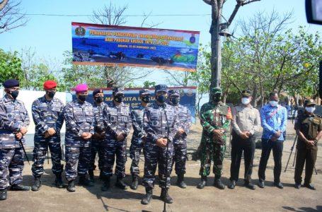 KOMANDAN PUSHIDROS TNI AL Tutup Pelatihan Pemantapan Pengetahuan HIDRO-OSEANOGRAFI Pasukan Khusus TNI AL