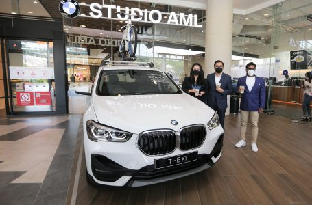 BMW Studio AML Jadi Pusat Gaya Hidup Premium Khas BMW Di Kawasan Elit Bogor Raya dan Sentul City