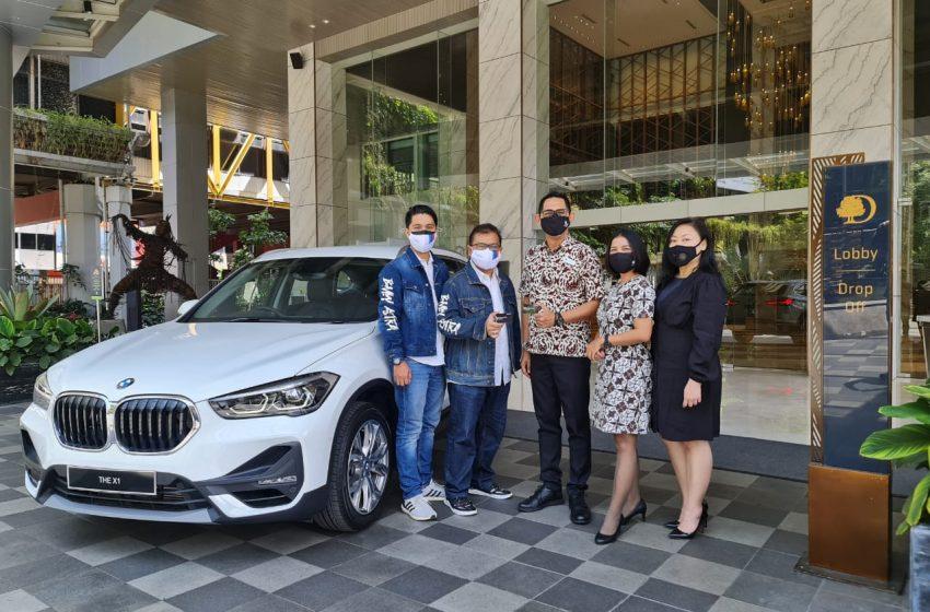 BMW Astra Card Perluas Benefit Keanggotaan, Gaet Hotel Double Tree by Hilton Surabaya