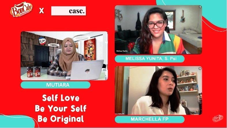 Peduli Isu Kesehatan Mental, BonCabe Bersama Ease Indonesia Gelar Talk Show Mengenai Self-Love, Be Your Self Be Original