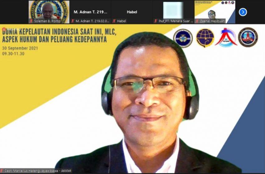 Aspek Hukum dan Peluang Kedepan Dunia Kepelautan Indonesia