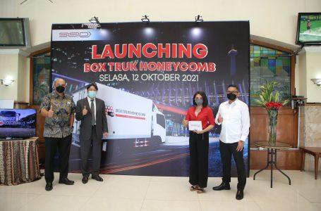 Dry Box Pertama di Indonesia Resmi Diluncurkan SSD Bersama Dirjen Perhubungan Darat Kemenhub RI
