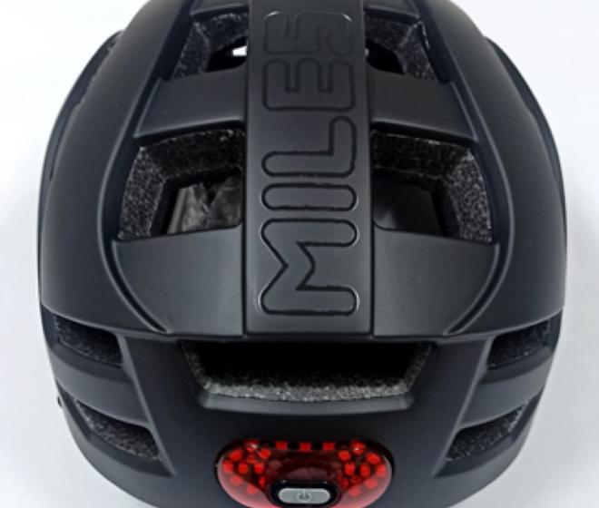 Helm Sepeda Grin Miles Tampil Modis Dengan Kelengkapan Multi Fitur